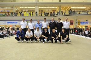 Semifinal Copa Apebol P.B. Roper - P.B. Renedo