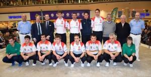 Final Copa Apebol Trofeo Hipercor
