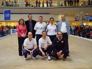 Campeones del Trofeo El Diario Montañés