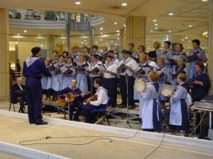 Coro Las Panchoneras de Laredo