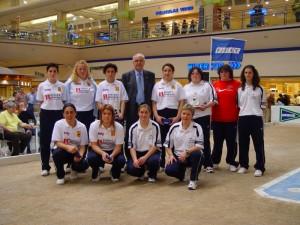 Equipos femeninos