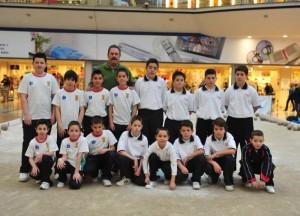Escuelas alevines - Toño Gómez y Torrelavega