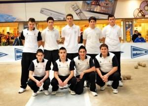 Escuelas cadetes - Toño Gómez y Piélagos