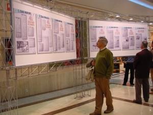 Exposición 100 años de El Diario Montañés