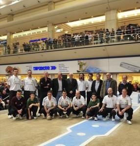 Finalistas Trofeo Hipercor