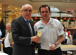 Trofeo Hipercor para los campeones