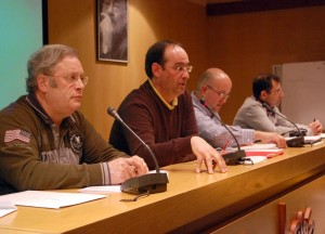 Tezanos, Santamaría, Nacho Zorrilla y Amenábar